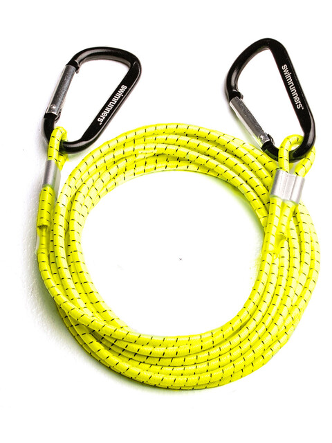 Swimrunners Support Pull Belt 3 meter Neon Yellow